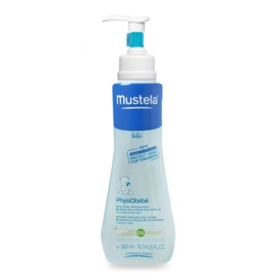 Mustela® Bébé 10.1 oz. PhysiObebe® No-Rinse Cleansing Fluid