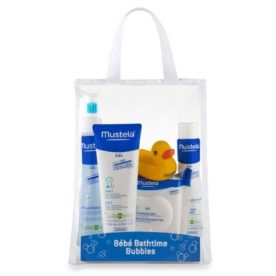 Mustela® Bébé Bath Time Essentials Set