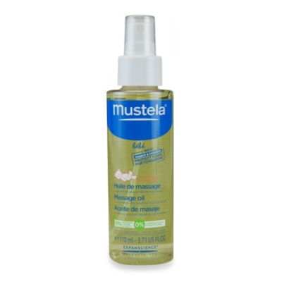 Mustela® 3.4-Ounce Massage Oil