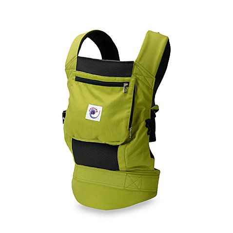 ERGObaby® Performance Carrier in Green