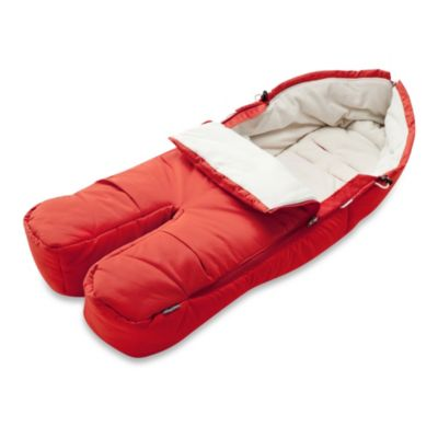 Stokke® Xplory® Universal Footmuff in Red