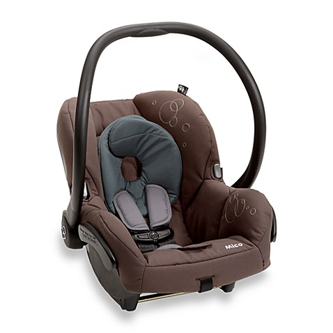 maxi cosi mico infant car seat brown earth buybuy baby. Black Bedroom Furniture Sets. Home Design Ideas