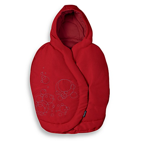 Maxi-Cosi® Infant Car Seat Footmuff in Red