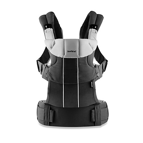 BABYBJORN® Comfort Carrier in Black Organic