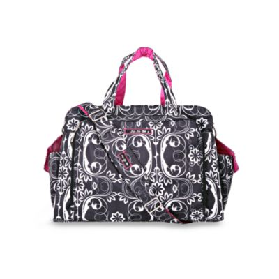 Ju-Ju-Be® Be Prepared™ Shadow Waltz Diaper Bag