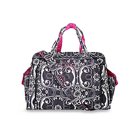 Ju-Ju-Be® Be Prepared Diaper Bag in Shadow Waltz
