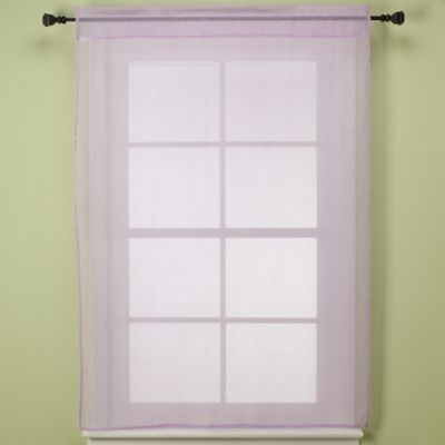 NoJo® Shimmer Curtain in Lavender