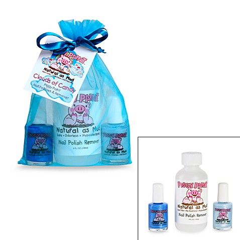 Piggy Paint™ Clouds of Candy Nail Polish and Remover Gift Set