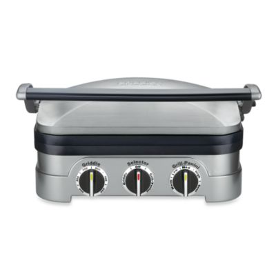 Cuisinart® Griddler™ with Removable Plates