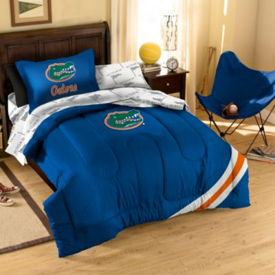 Collegiate University of Florida Complete Full Bed Ensemble