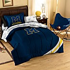 Collegiate University of Michigan Complete Bed Ensemble