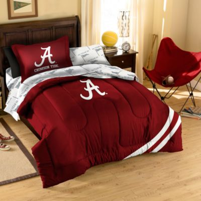 University of Alabama Full Complete Bed Ensemble