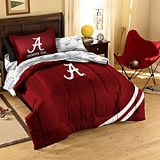 University of Alabama Complete Bed Ensemble