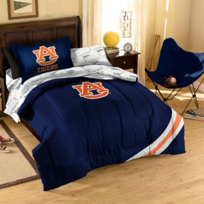 Auburn University Collegiate Full Complete Bed Ensemble