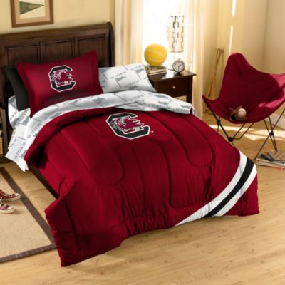 University of South Carolina Collegiate Full Complete Bed Ensemble