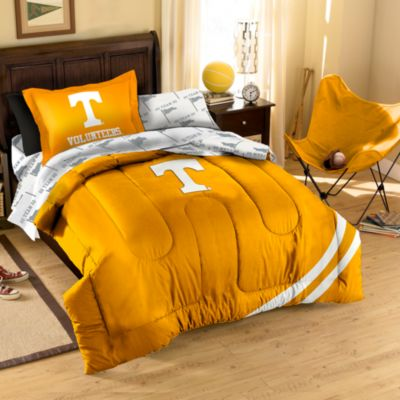 Collegiate University of Tennessee Complete Bed Ensemble - Twin