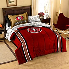 NFL San Francisco 49ers Complete Bed Ensemble