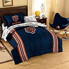 NFL Chicago Bears Complete Bed Ensemble