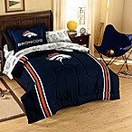 NFL Denver Broncos Complete Bed Ensemble