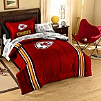 NFL Kansas City Chiefs Complete Full Bed Ensemble