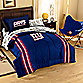 NFL New York Giants Complete Full Bed Ensemble - Full