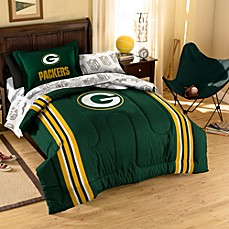 NFL Green Bay Packers Complete Bed Ensemble