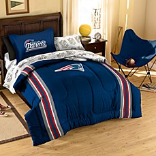 NFL New England Patriots Complete Bed Ensemble