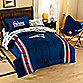 NFL New England Patriots Complete Twin Bed Ensemble