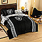 NFL Oakland Raiders Complete Bed Ensemble - Twin