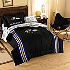 NFL Baltimore Ravens Complete Bed Ensemble