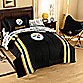 NFL Pittsburgh Steelers Complete Bed Ensemble