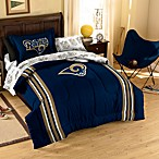 NFL St. Louis Rams Complete Bed Ensemble