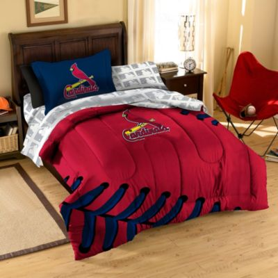 St. Louis Cardinals Contrast Series Complete Bed Ensemble
