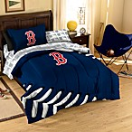 MLB Boston Red Sox Complete Full Bed Ensemble