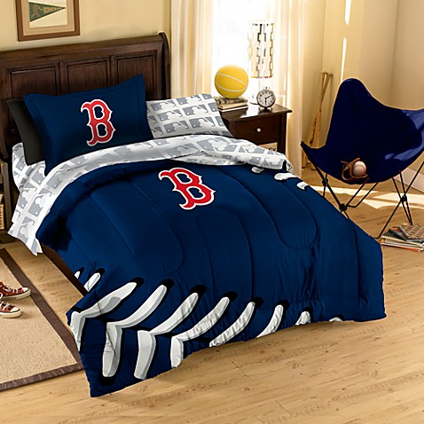 MLB Boston Red Sox Complete Bed Ensemble