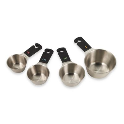 OXO Good Grips® Stainless Steel Measuring Cups (Set of 4)