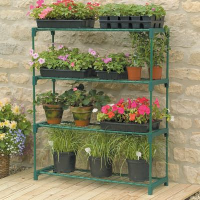 Greenhouse Staging Shelves