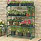 Gardman Greenhouse Staging Shelves