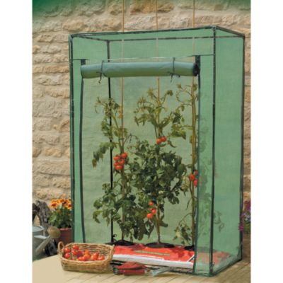 Grow Bag Greenhouse with Heavy Duty Cover