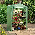 Gardman 4-Tier Extra Wide Mini Greenhouse