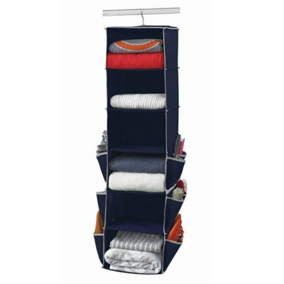 Studio 3B™ Spinning Closet Organizer in Peacoat