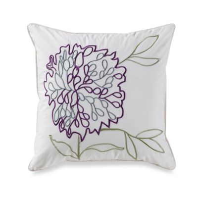 Malta 18-Inch Square Toss Pillow