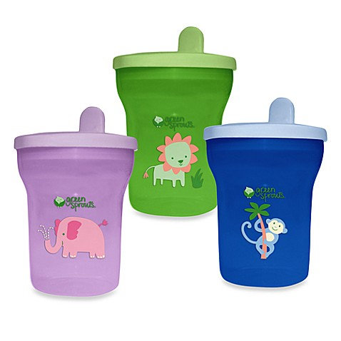 green sprouts® by i play.® Sippy Cup