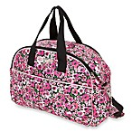 The Bumble Collection™ Diaper Bag/CarryAll in Peony Paradise