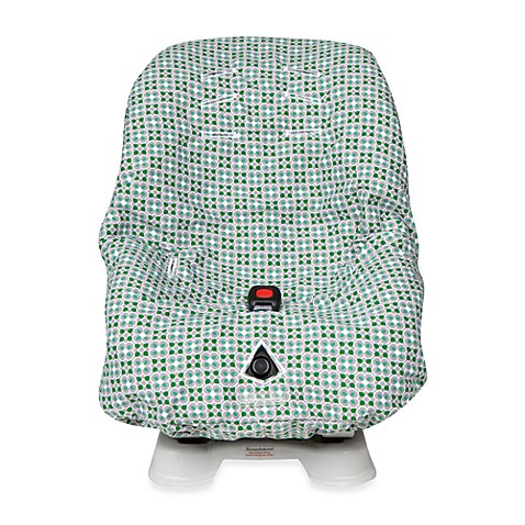 The Bumble Collection™ Car Seat Cover in Clover