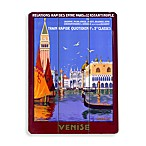 Venice Planked Wood Sign