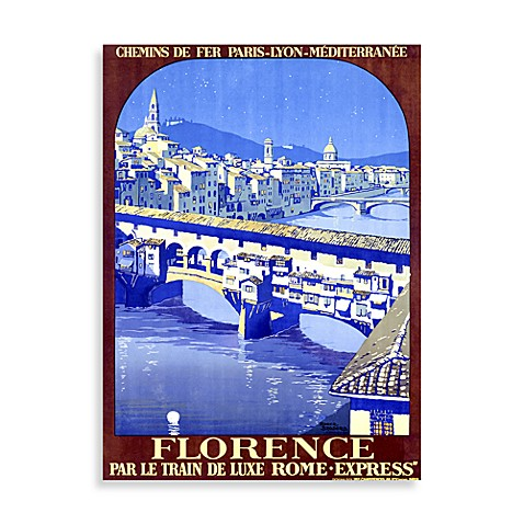 Florence Wall Poster
