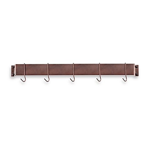 Cuisinart® Bar Wall Rack in Oil Rubbed Bronze Finish