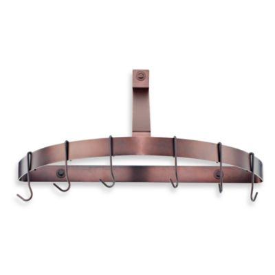 Oil Rubbed Bronze Wall Rack