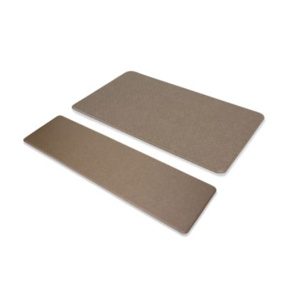 Imprint™ Nantucket Anti-Fatigue Comfort Mat in Mocha